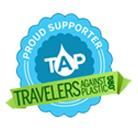 Official Member logo for Travelers Against Plastic (TAP)